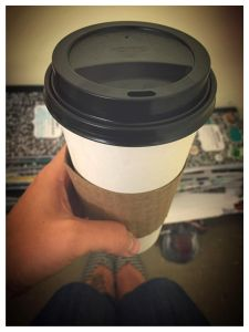 coffee cup from clea